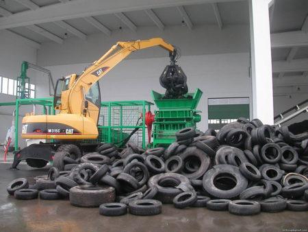 Бизнес по переработке шин
