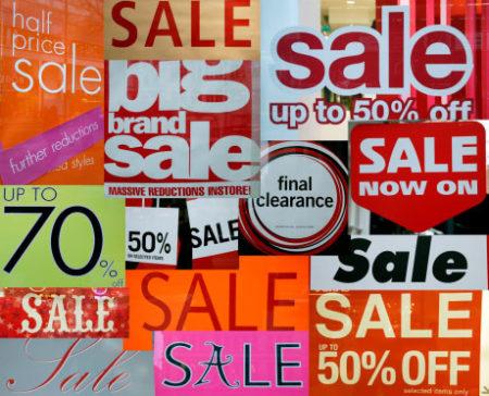 Методы стимулирования продажи товаров